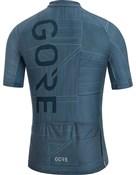 Gore C3 Line Brand Short Sleeve Jersey