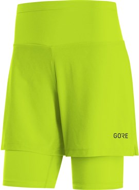 Gore R5 Womens 2in1 Shorts