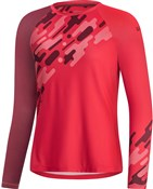 Gore C5 Womens Trail Long Sleeve Jersey