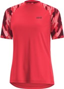 Gore C5 Womens Trail Short Sleeve Jersey