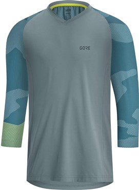 Gore C5 Trail 3/4 Sleeve Jersey