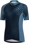 Gore C3 Womens Heart Short Sleeve Jersey