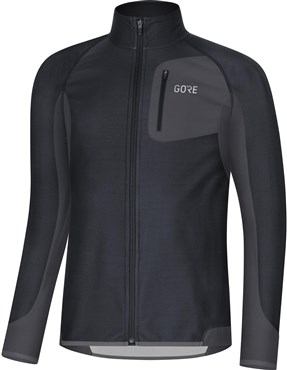 Gore R3 Partial Windstopper Jacket