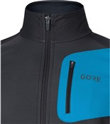 Gore R3 Partial Windstopper Jacket