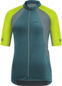 Gore C7 Womens Pro Short Sleeve Jersey