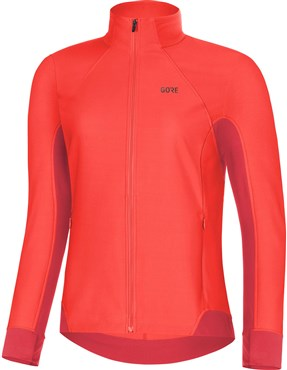 Gore R3 Womens Partial Windstopper Jacket