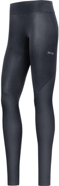 Gore R3 Womens Partial Windstopper Tights