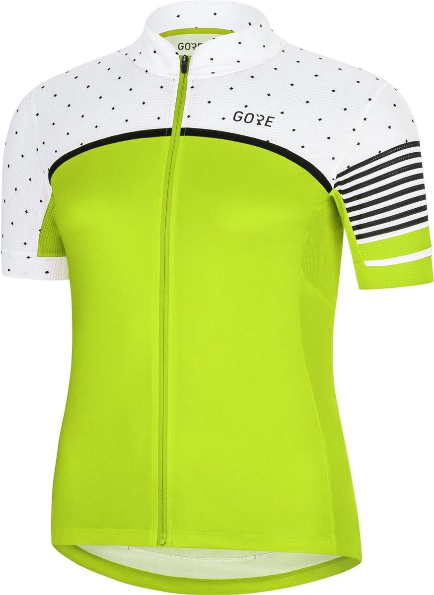 Gore C7 Womens CC Short Sleeve Jersey   Jerseys