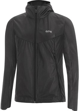 Gore R5 Womens Gore-Tex Infinium Soft Lined Hooded Jacket