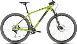 "Cube Reaction SL 29"" - Nearly New - 21"" 2019 - Hardtail MTB Bike"