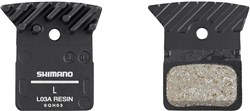 Product image for Shimano L03A Disc Brake Pads with Spring
