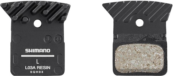 Shimano L03A Disc Brake Pads with Spring