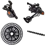 Box Components One Prime E-Bike 9 Speed X-Wide Groupset