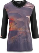 Dakine Cadence Womens 3/4 Sleeve Jersey