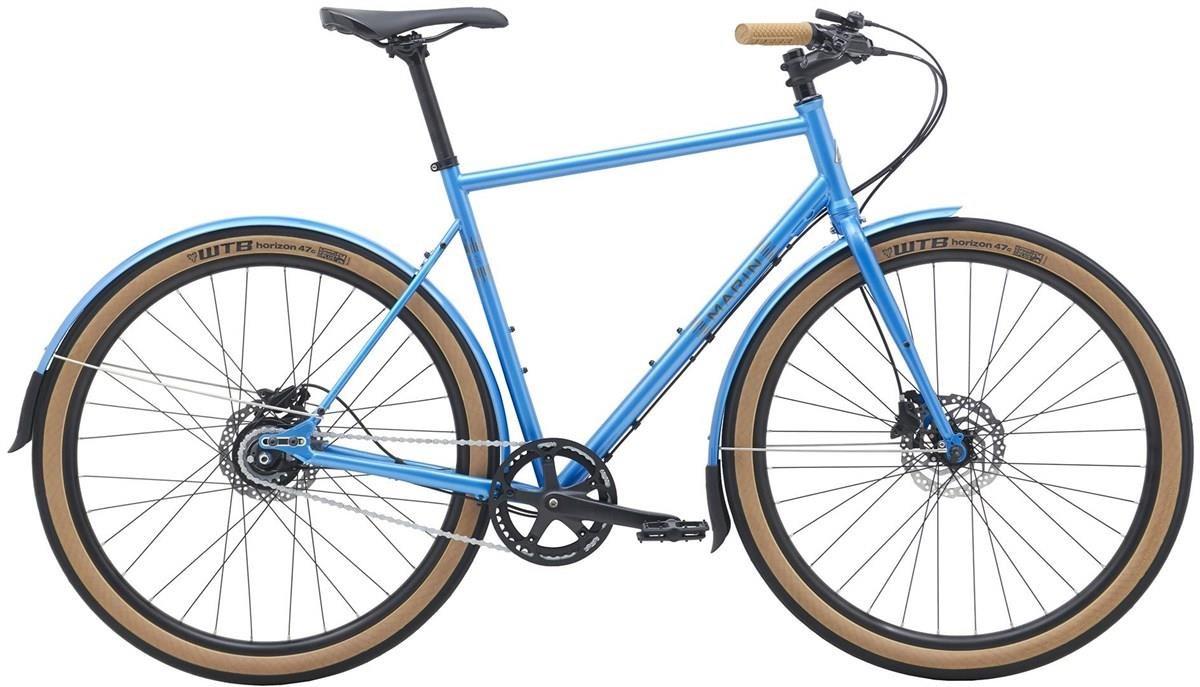 Marin Nicasio RC - Nearly New - 50cm 2019 - Hybrid Sports Bike | City-cykler