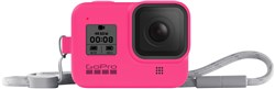 GoPro Silicone Sleeve + Lanyard - For HERO8 Black