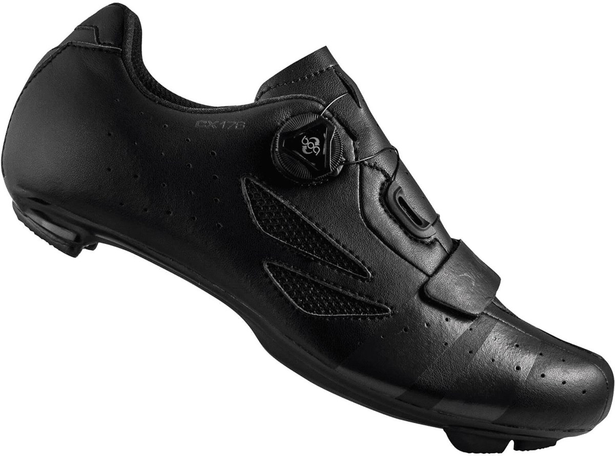 Lake CX176 Wide Fit Road Shoes | Shoes and overlays
