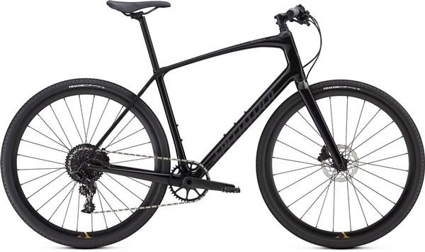 Specialized Sirrus X Comp Carbon - Nearly New - L 2020 - Hybrid Sports Bike