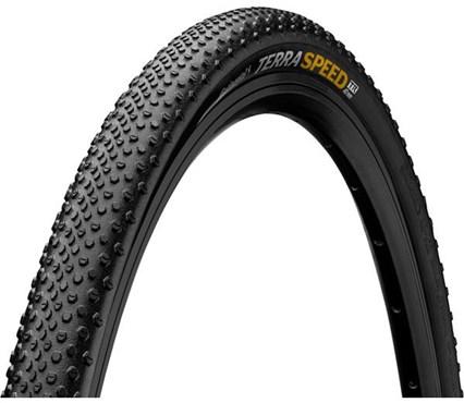 Continental Terra Speed 700c Folding Hybrid Tyre