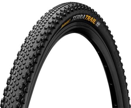 Continental Terra Trail 700c Folding Hybrid Tyre