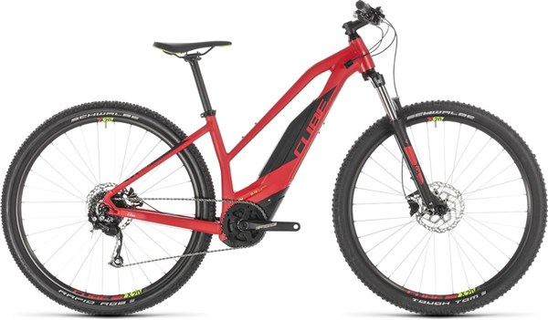 "Cube Acid Hybrid One 500 29er Womens - Nearly New - 17"" 2019 - Electric Mountain Bike"