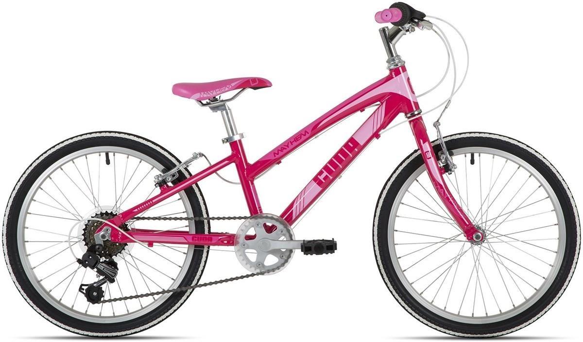 Cuda Mayhem 20w Junior Bike - Nearly New 2019 - Kids Bike   City