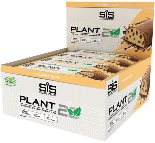 SiS Plant 20 Vegan Protein Bar   Proteinbar og -pulver
