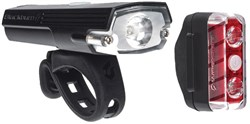 Blackburn Dayblazer 400 Front and 65 Rear Light Set