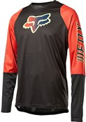 Fox Clothing Defend Reno Foxhead Long Sleeve Jersey