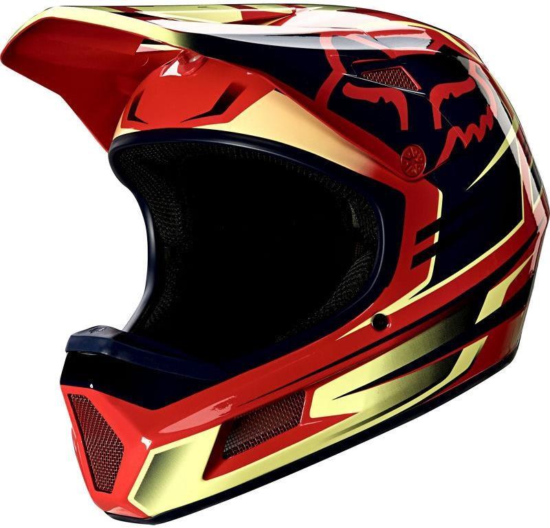 Fox Clothing Rampage Comp Reno Full Face Helmet | Helmets