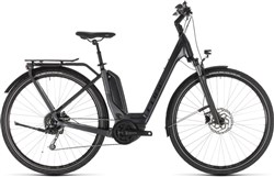 Cube Touring Hybrid 500 Easy Entry - Nearly New - 54cm 2019 - Electric Hybrid Bike
