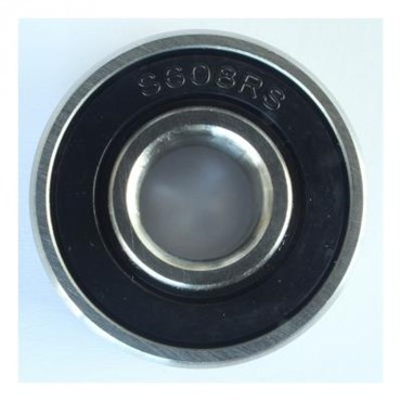 Enduro Bearings 608 2RS ABEC 3 - Stainless Steel Bearing