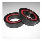 Enduro Bearings BB92 GXP Bearing Kit & Cups Sram - Ceramic Hybrid