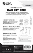 Wolf Tooth EnCase System Bar and Kit One