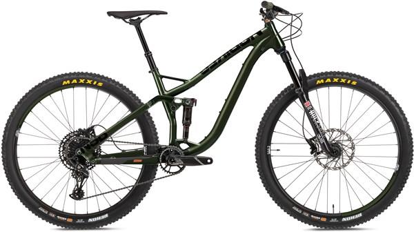 "NS Bikes Snabb 130 29"" Mountain Bike 2020 - Trail Full Suspension MTB"