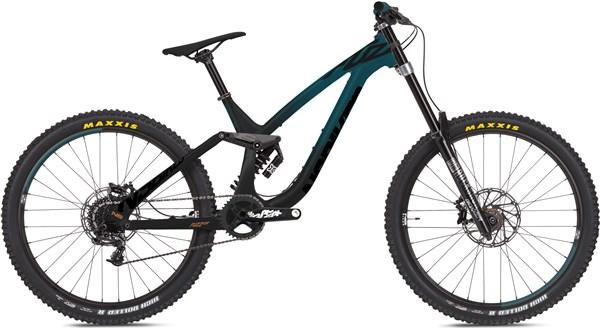 "NS Bikes Fuzz 27.5"" Mountain Bike 2020 - Downhill Full Suspension MTB"