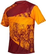 Endura SingleTrack Dots LTD Short Sleeve Jersey
