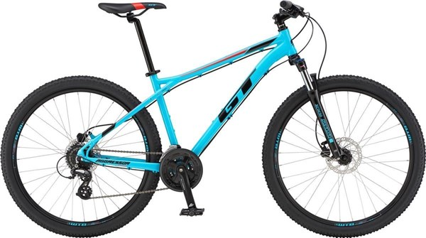 "GT Aggressor Expert 27.5"" - Nearly New - M 2019 - Hardtail MTB Bike"