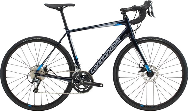 Cannondale Synapse Disc Tiagra - Nearly New - 51cm 2019 - Road Bike