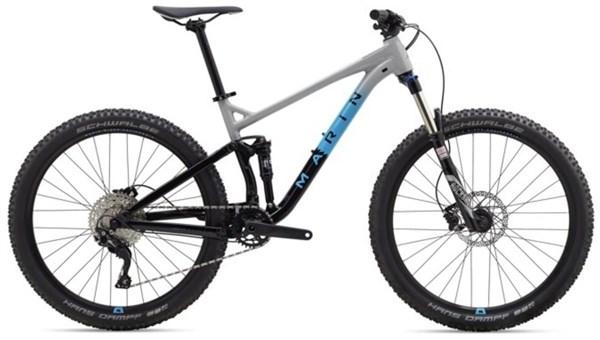"""Marin Hawk Hill 1 27.5"""" - Nearly New - 20"""" 2020 - Trail Full Suspension MTB Bike"""
