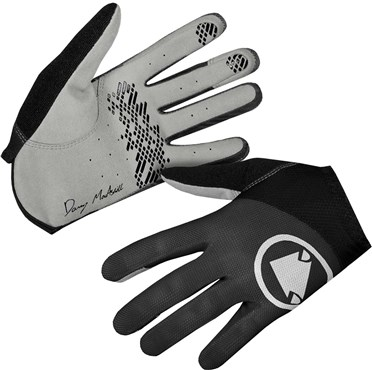 Endura Hummvee Lite Icon Womens Long Finger Gloves