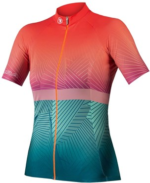 Endura Lines LTD Womens Short Sleeve Jersey