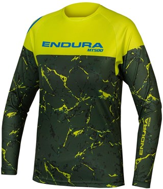Endura MT500JR LTD Kids Long Sleeve Jersey