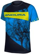 Endura MT500JR LTD Kids Short Sleeve Jersey