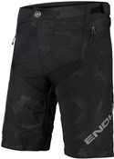 Product image for Endura MT500JR Kids Baggy Shorts with Liner