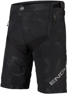 Endura MT500JR Kids Baggy Cycling Shorts with Liner