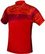 Endura Hummvee Ray Kids Short Sleeve Jersey