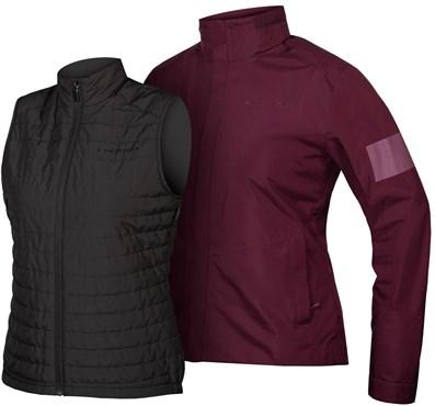 Endura Urban 3 in 1 Womens Jacket