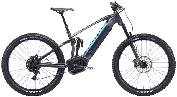 "Kona Remote Ctrl 27.5"" - Nearly New - L 2019 - Electric Mountain Bike"
