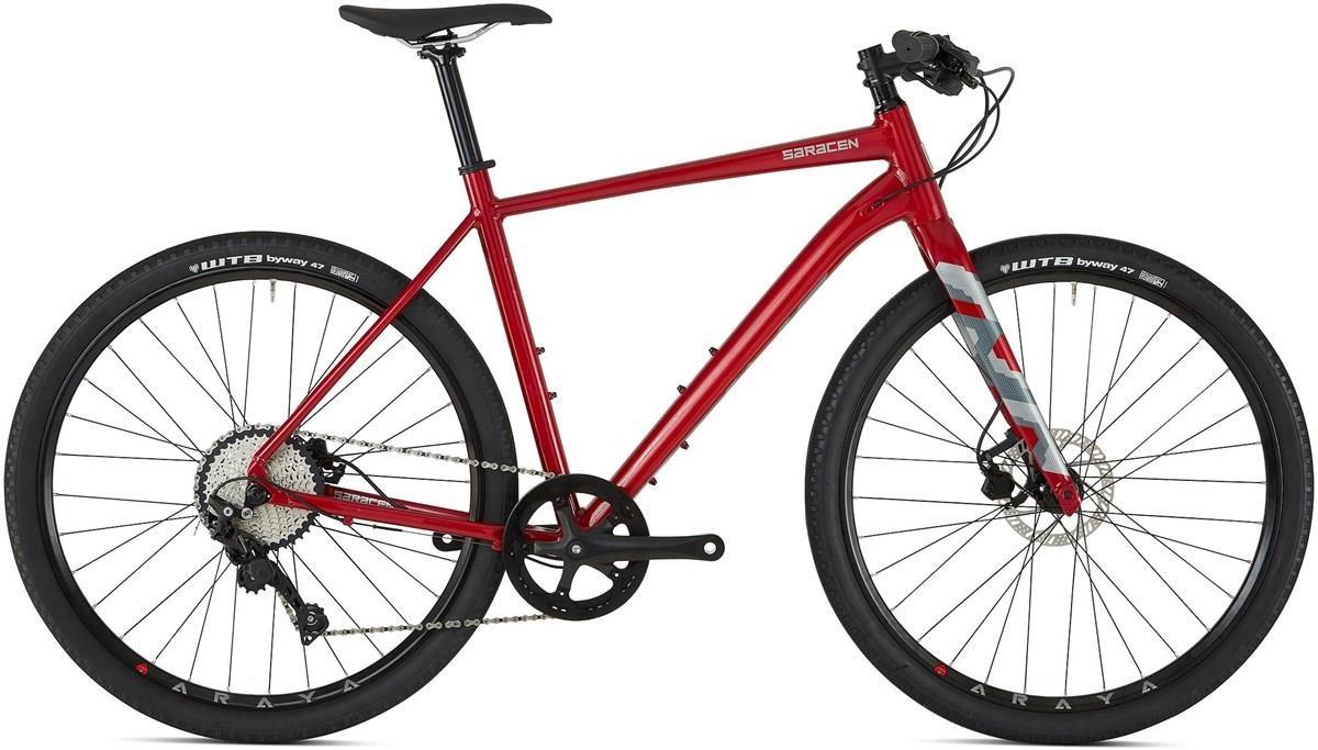 Saracen Levarg FB - Nearly New - M 2019 - Hybrid Sports Bike | City